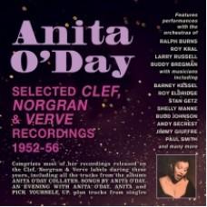 Anita O'Day - Selected Clef, Norgran & Verve Recordings 1952-56