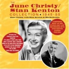 June Christie & Stan Kenton - Collection 1945-55