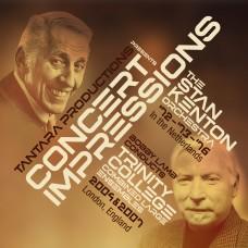STAN KENTON - CONCERT IMPRESSIONS