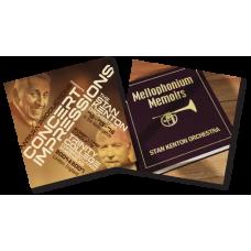 Concert Impressions & Mellophonium Memoirs Bundle