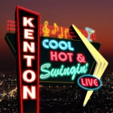 STAN KENTON - 1956 Cool, Hot & Swingin'